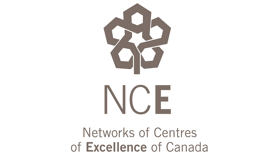 Networks of Centres of Excellence of Canada (NCE) Logo Vector