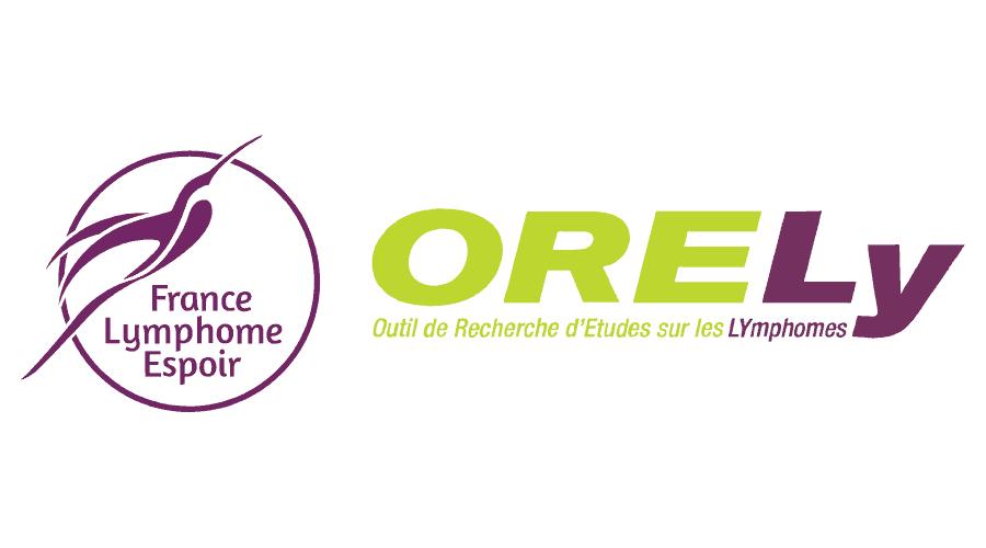 ORELy – Outil de Recherche d'Etudes sur les LYmphomes Logo Vector