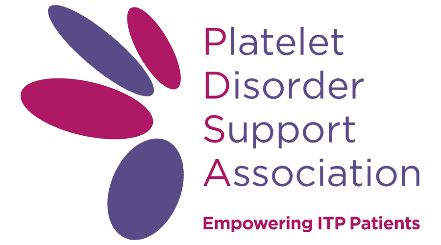 Platelet Disorder Support Association (PDSA) Logo Vector