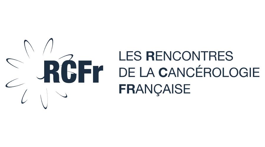 RCFr, les Rencontres de la Cancérologie Française Logo Vector