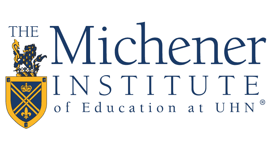 The Michener Institute of Education at UHN Logo Vector