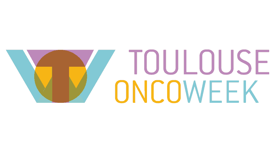 TOW (Toulouse Onco Week) Logo Vector