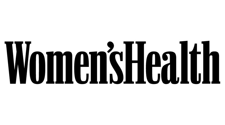 Women's Health Magazine Logo Vector