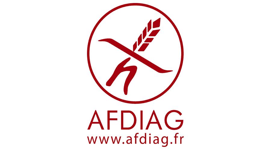AFDIAG – Association Française Des Intolérants Au Gluten Logo Vector