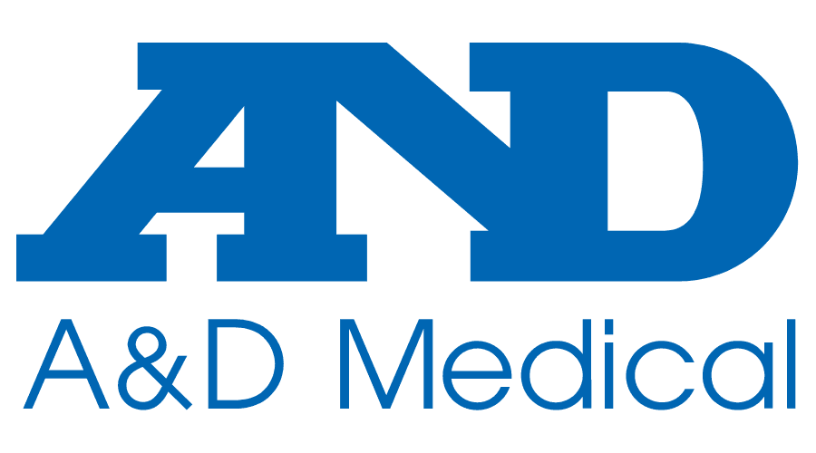 A&D Medical Logo Vector