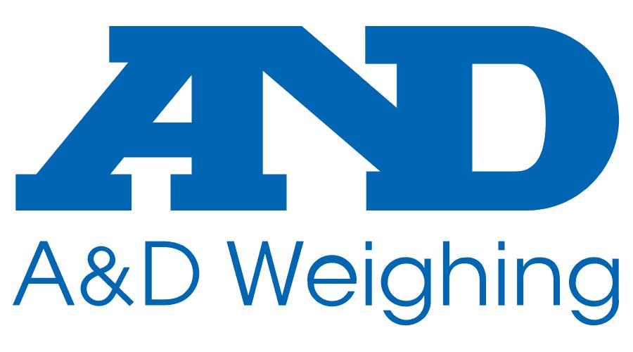 A&D Weighing Logo Vector