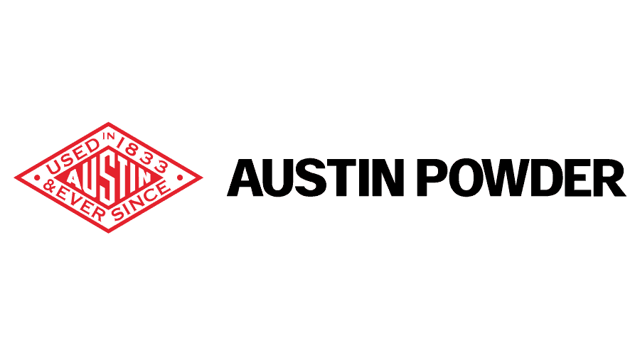 Austin Powder Logo Vector