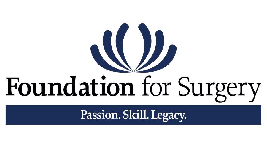Foundation for Surgery Logo Vector