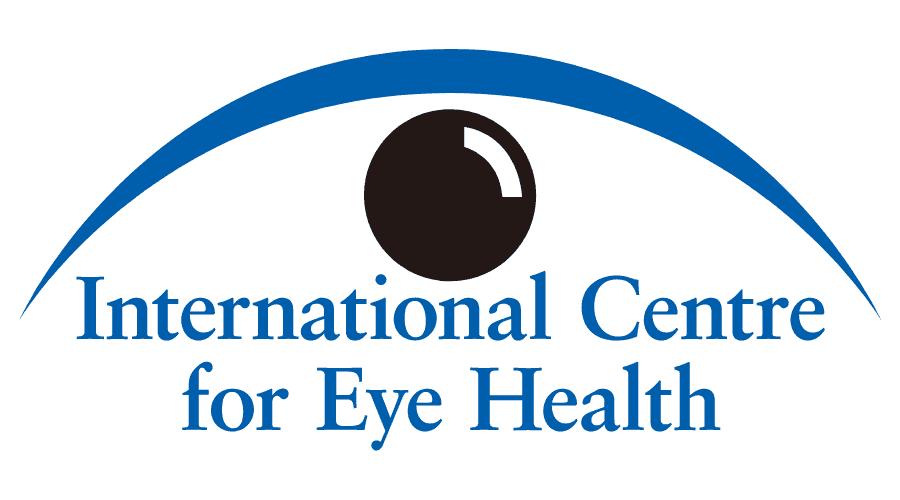International Centre for Eye Health (ICEH) Logo Vector