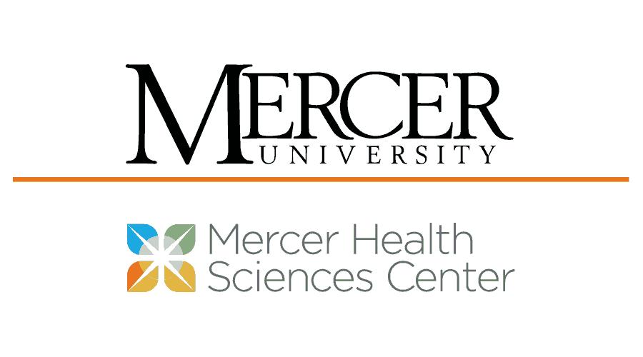 Mercer University Health Sciences Center Logo Vector