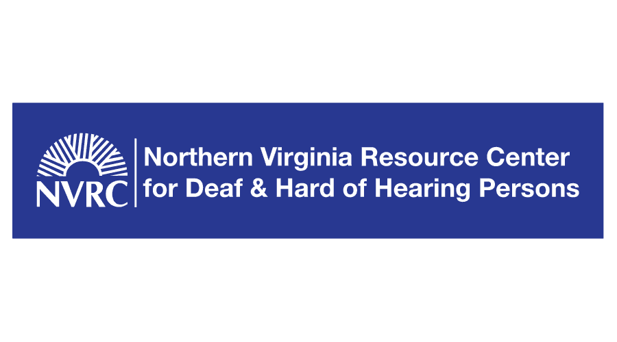 Northern Virginia Resource Center for Deaf anf Hard of Hearing Persons (NVRC) Logo Vector