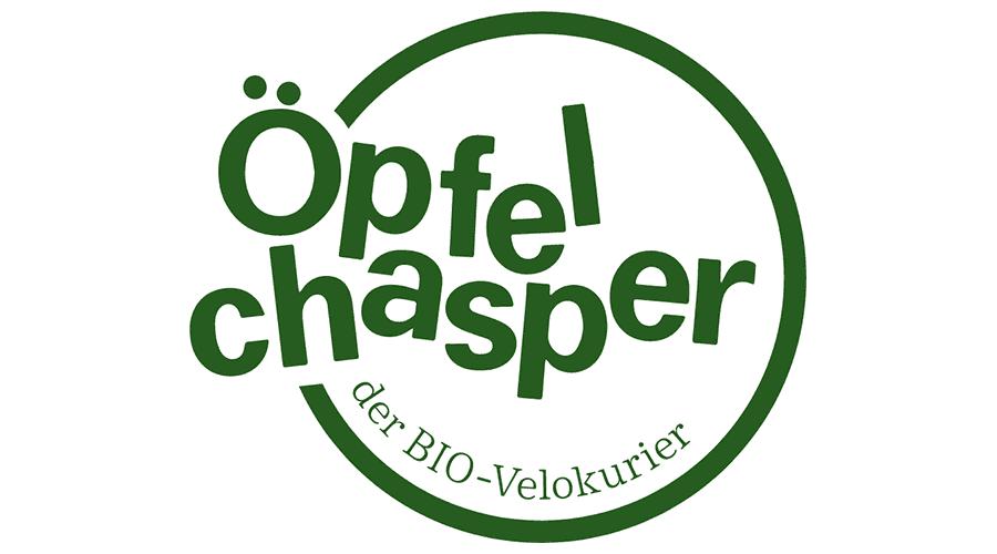 Öpfelchasper GmbH Logo Vector