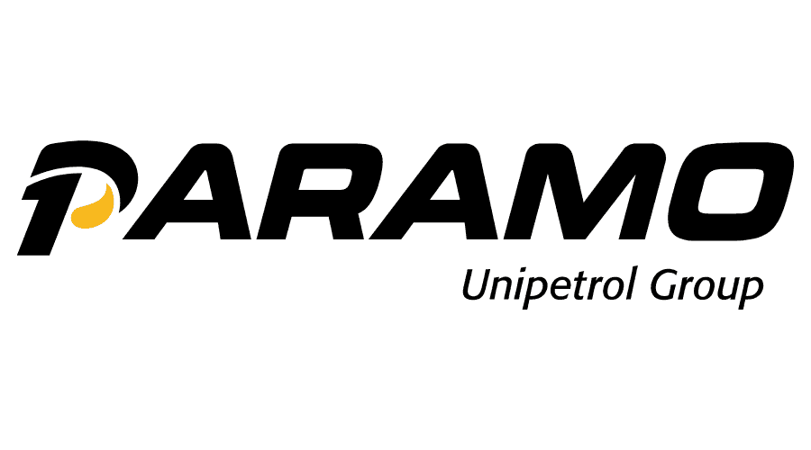 PARAMO, a.s. Logo Vector