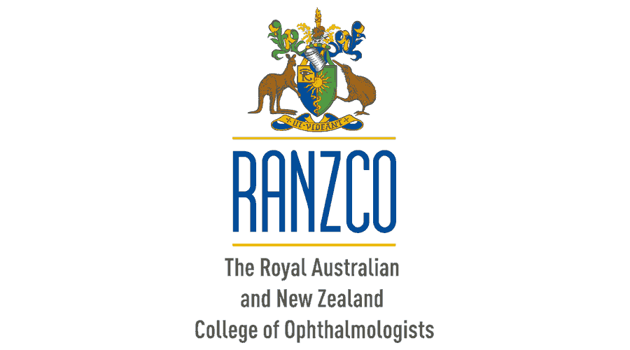 RANZCO – The Royal Australian and New Zealand College of Ophthalmologists Logo Vector