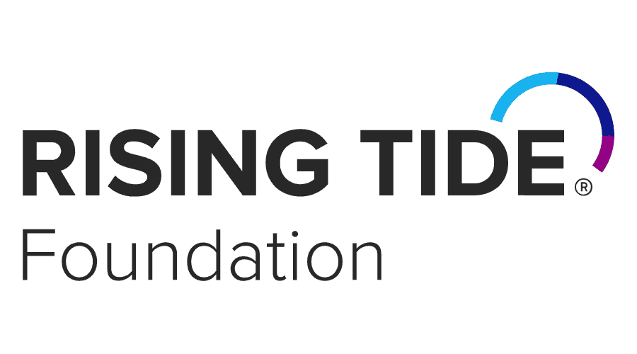 Rising Tide Foundation Logo Vector