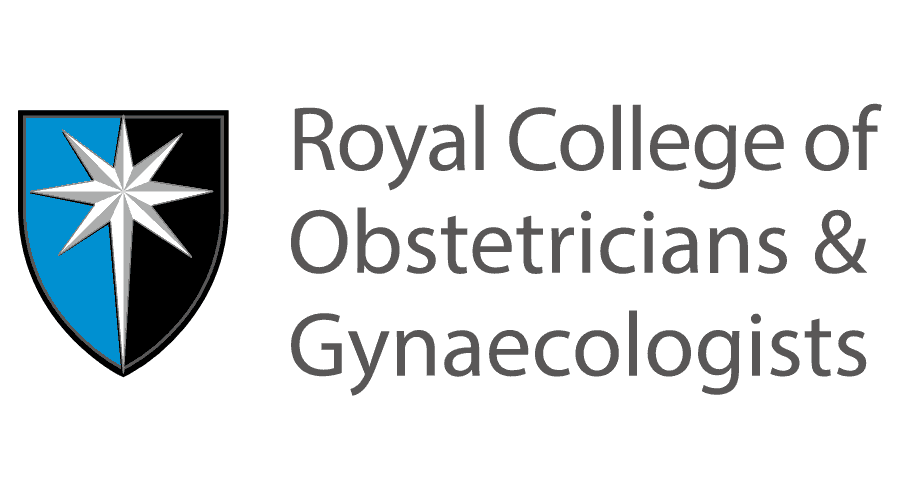 Royal College of Obstetricians and Gynaecologists (RCOG) Logo Vector
