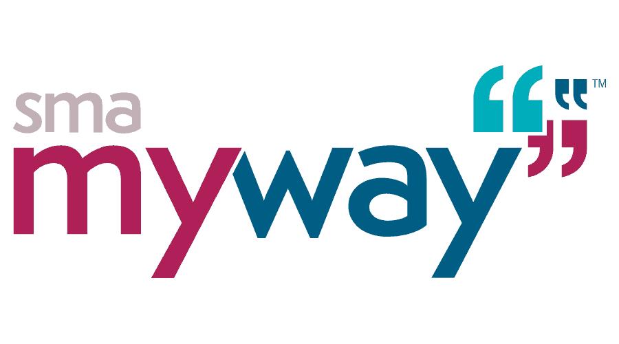 SMA My Way Logo Vector