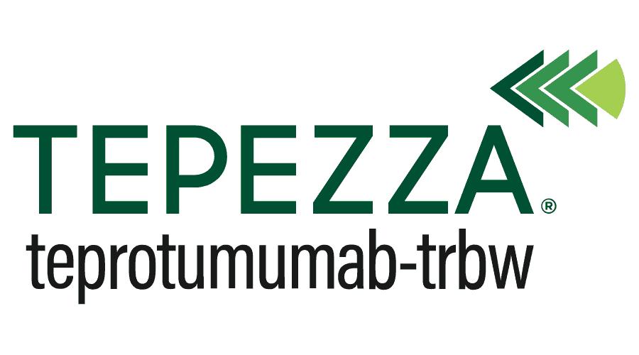 TEPEZZA (teprotumumab-trbw) Logo Vector