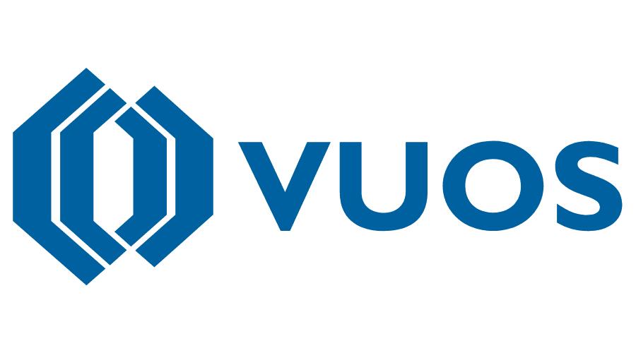 VUOS a.s. Logo Vector
