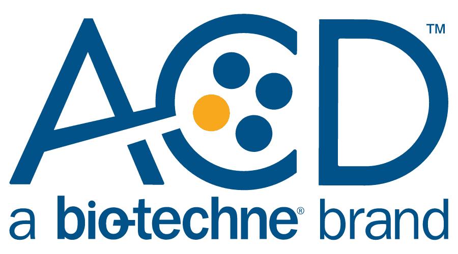 ACD, a Bio-Techne brand Logo Vector