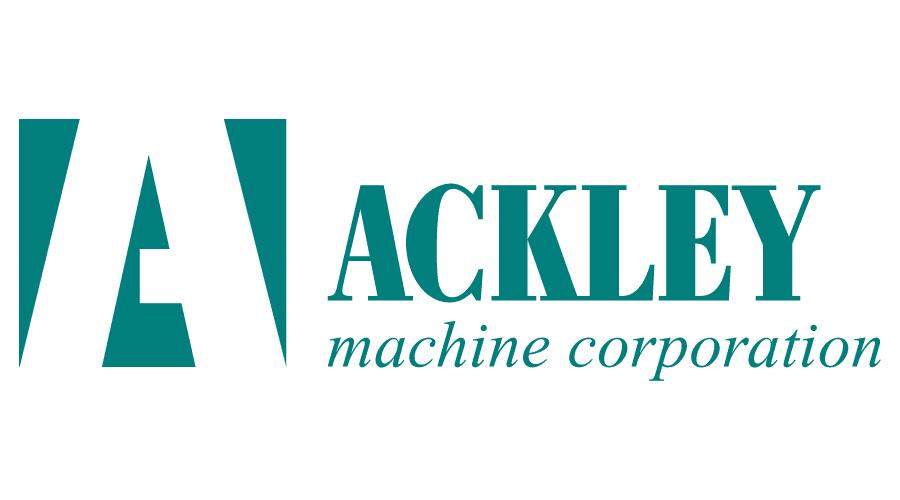 Ackley Machine Corporation Logo Vector
