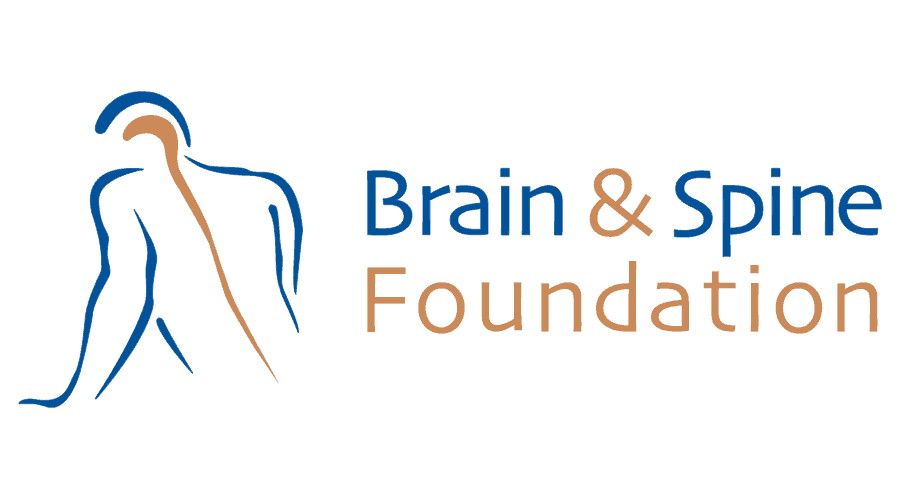 Brain and Spine Foundation Logo Vector