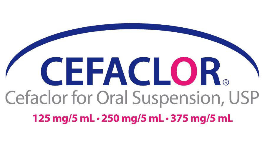 Cefaclor – Cefaclor for Oral Suspension, USP Logo Vector