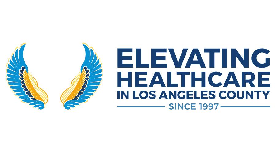 Elevating Healthcare in Los Angeles County Logo Vector