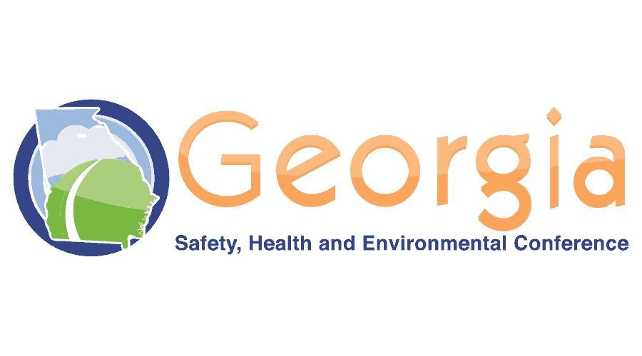 Georgia Safety Health and Environmental Conference Logo Vector