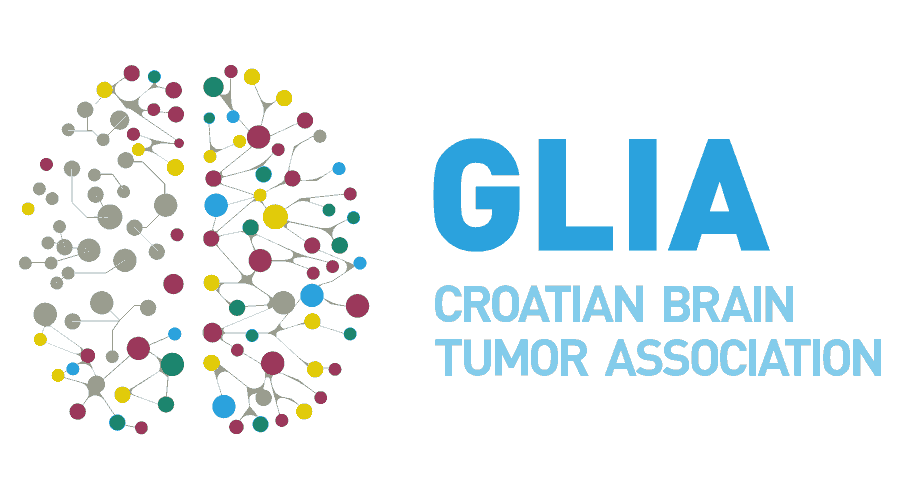 GLIA – Croatian Brain Tumor Association Logo Vector