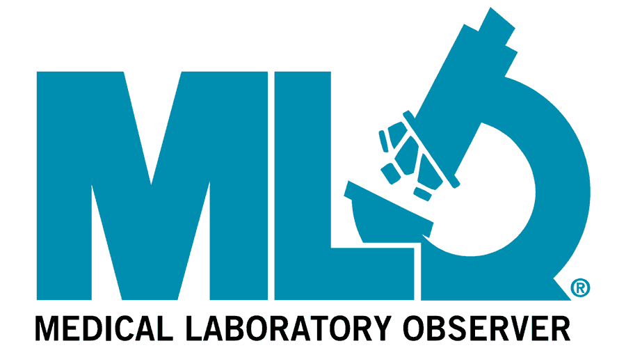 Medical Laboratory Observer (MLO) Logo Vector