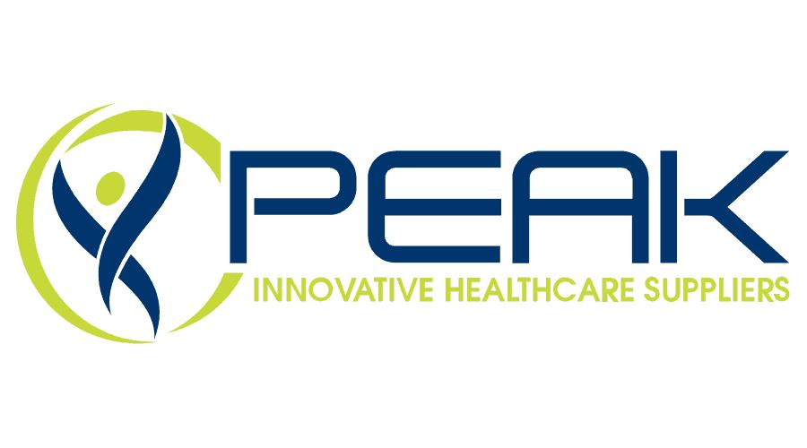 Peak Care Equipment Logo Vector