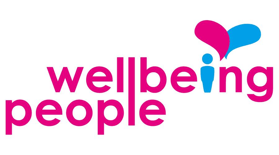 Wellbeing People Logo Vector