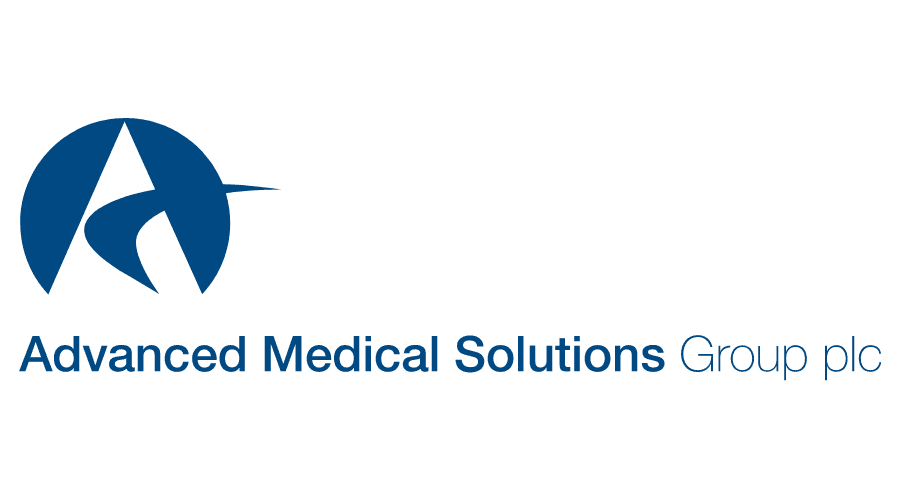 Advanced Medical Solutions Group Plc Logo Vector
