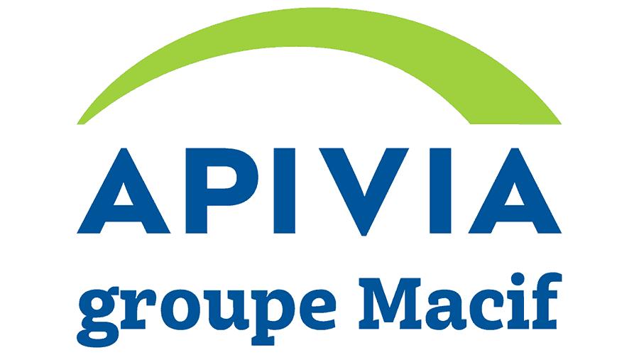 Apivia Mutuelle Logo Vector