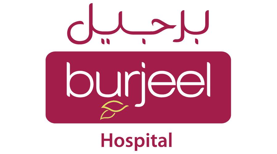 Burjeel Hospital Logo Vector