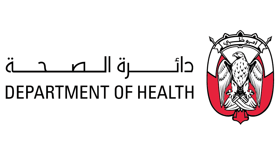 Department of Health Abu Dhabi Logo Vector