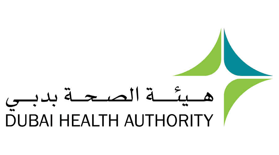 Dubai Health Authority Logo Vector