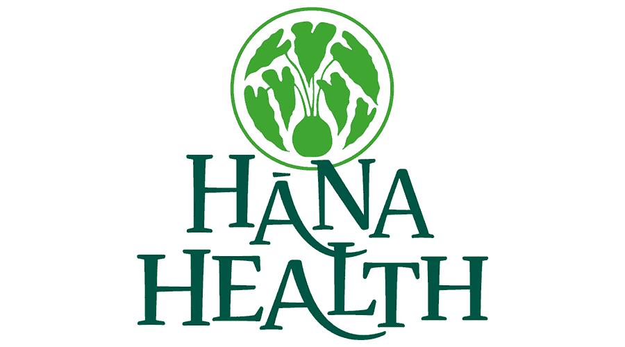 Hāna Health Logo Vector