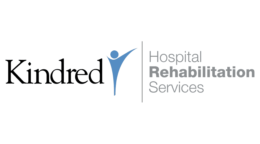 Kindred Hospital Rehabilitation Services (KHRS) Logo Vector