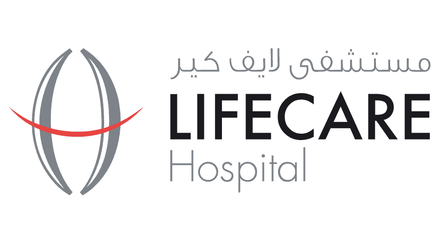 Lifecare Hospital Logo Vector