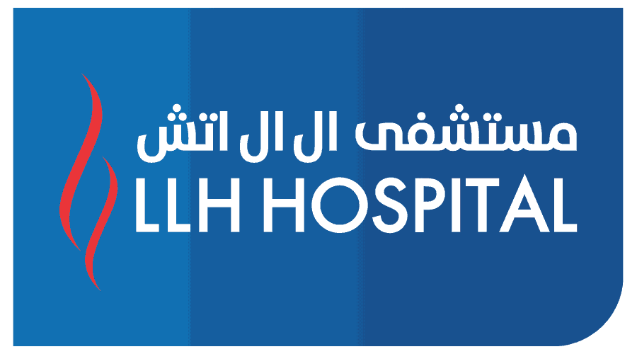 LLH Hospital Logo Vector