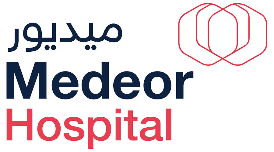 Medeor Hospital Logo Vector