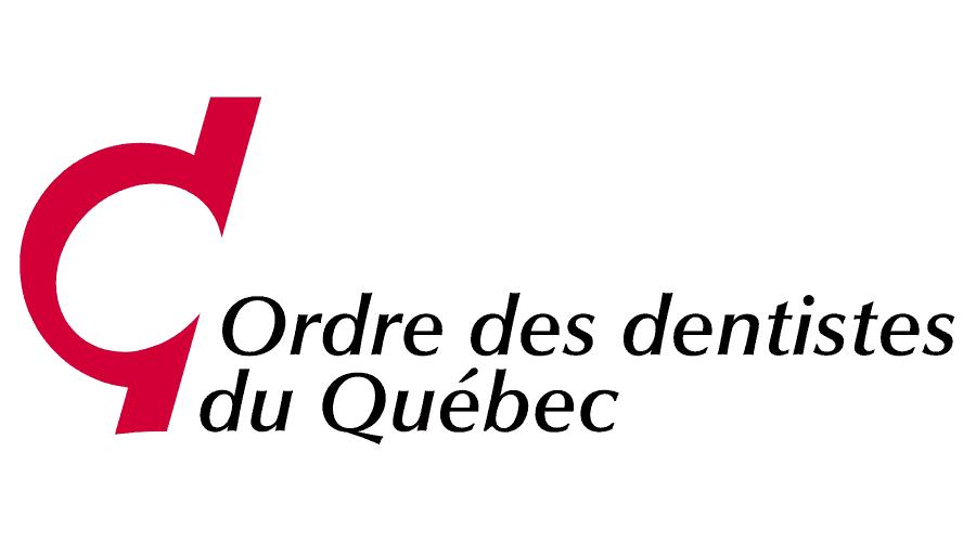 Ordre des dentistes du Québec Logo Vector