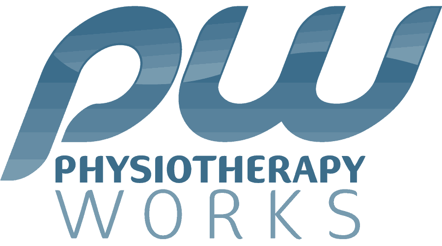 Physiotherapy Works Ireland Logo Vector