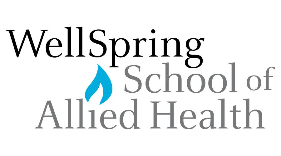 WellSpring School of Allied Health Logo Vector
