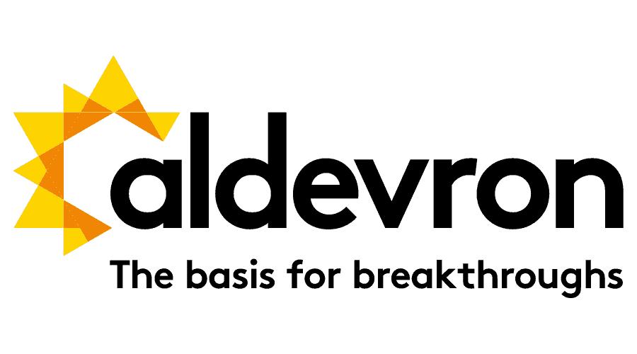 Aldevron Logo Vector