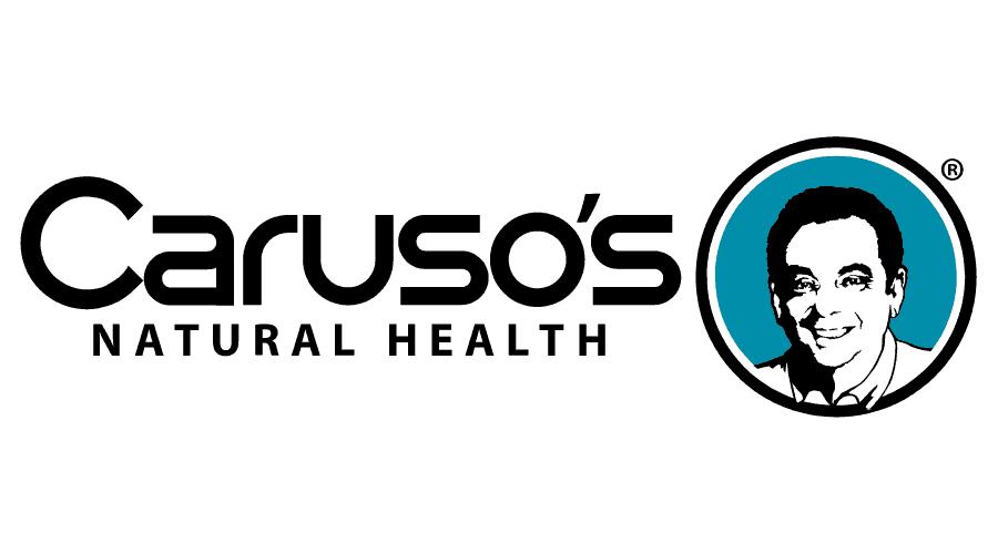 Caruso's Natural Health Logo Vector
