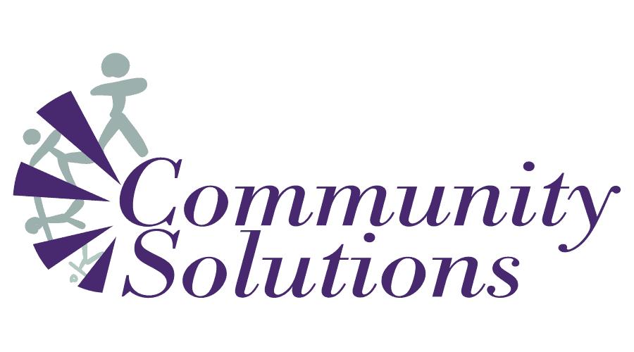 Community Solutions Logo Vector