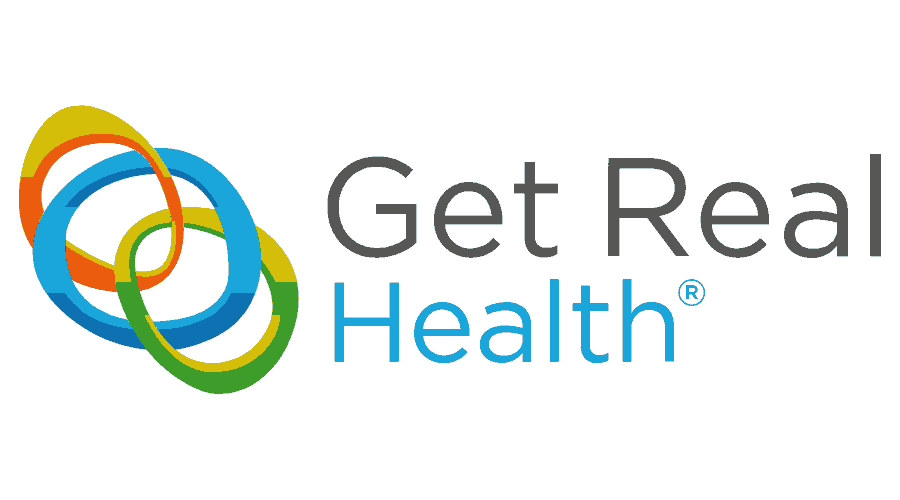 Get Real Health Logo Vector